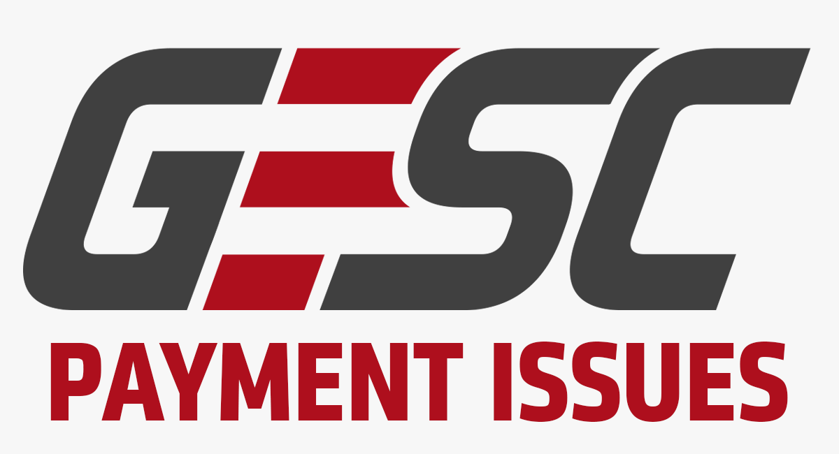 GESC Championship Payment Issues